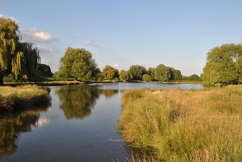 Leg of Mutton Pond