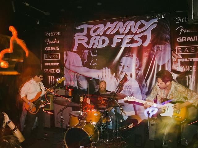 Tokyo Electron @ Johnny Rad Fest