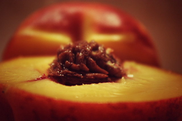 365 days / day 180 - Peach perfect