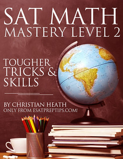 Add to Cart: SAT Math Mastery Level 2