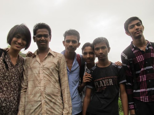 meet some Indian students