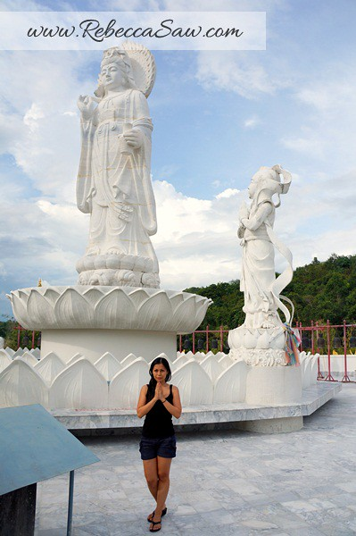 songkhla thailand - hat yai - kuan yin statue-004