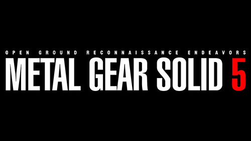 Metal Gear Solid 5 Launching Next Summer?
