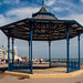The Bandstand on the Esplanade of Bognor Regis in West Sussex