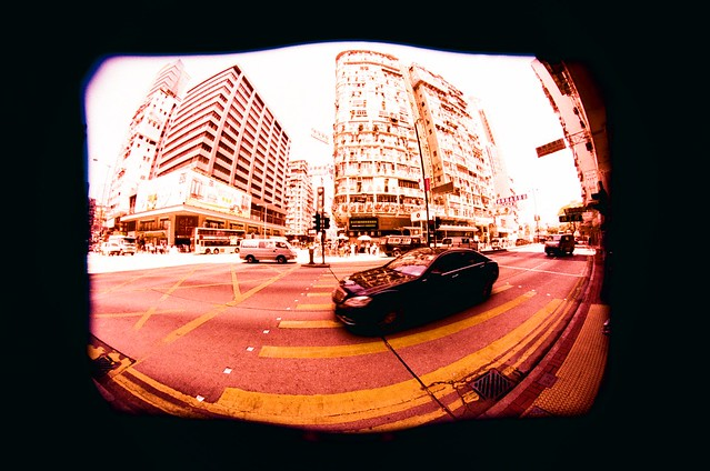 Samyang AE 8mm f3.5 Aspherical IF MC Fish-eye 魚眼全片幅試玩