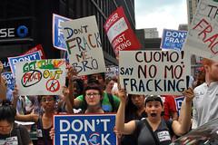 Don't Frack New York