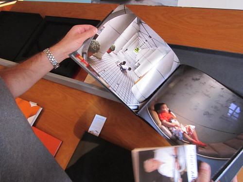 Open photobook, photo lab Toronto