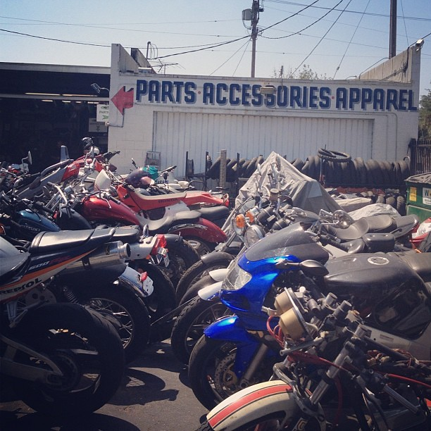 Parts Accessories Apparel