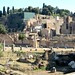 First view of the Roman Forum