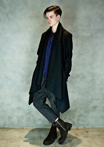 Otto Lundbladh0031_KAZUYUKI KUMAGAI AW12(ATTACHMENT)