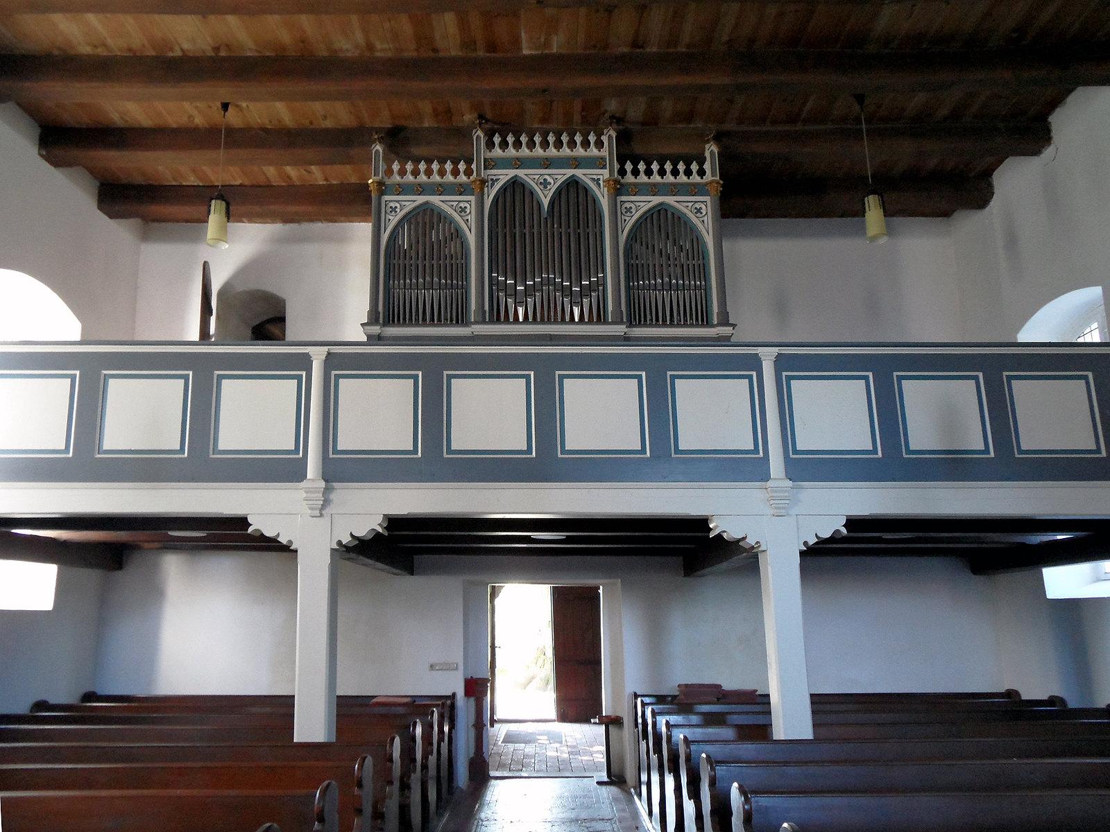 Spantekow - Kirche