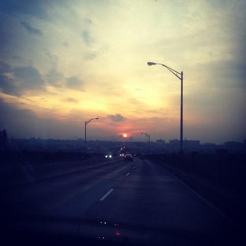 CR - ny sunrise