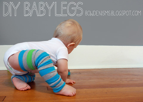 Babylegs DIY Tutorial title