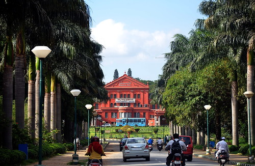 Public Library at Cubbon Park