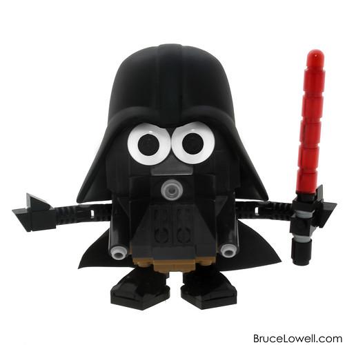 LEGO Darth Tater