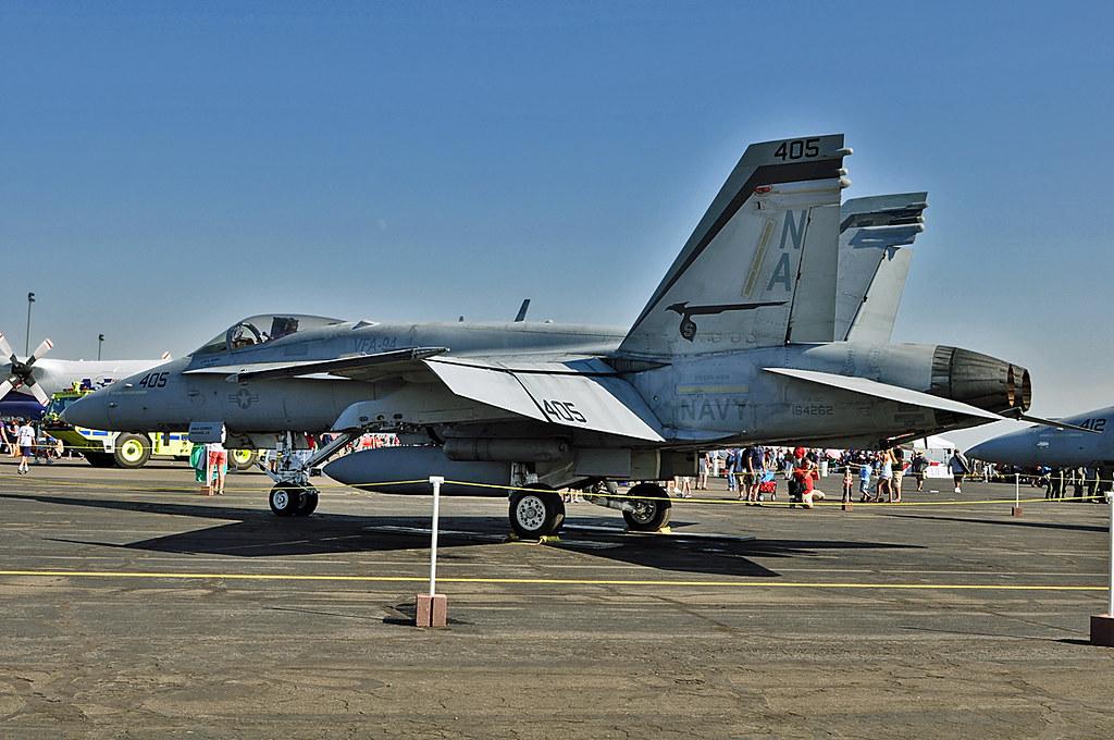 F/A-18C Hornet BuNo 164262