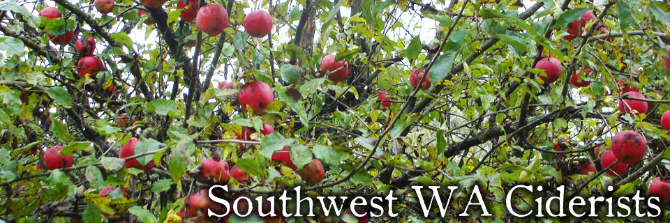 Southwest Washington Ciderists