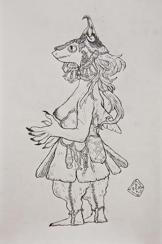 sharkwoman