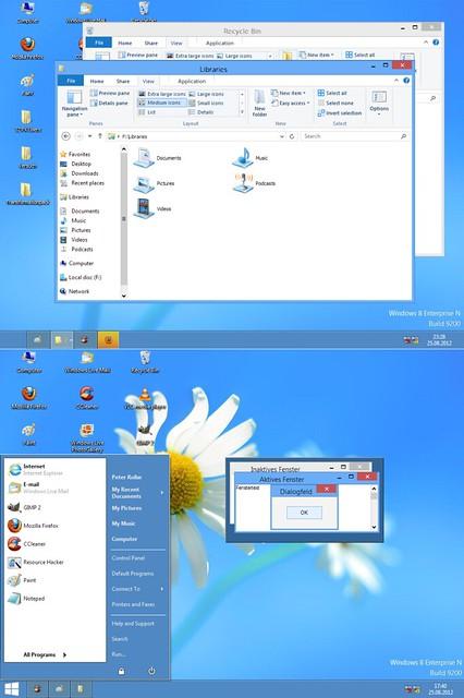 你信吗:WinXP也可以变成Win 8风格,毫无压力! | 爱软客