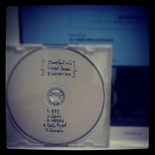 DVD完成