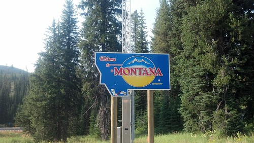 Vacation 2012 ~ Montana Adventures