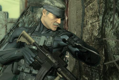 Metal Gear Solid Movie Confirmed By Konami