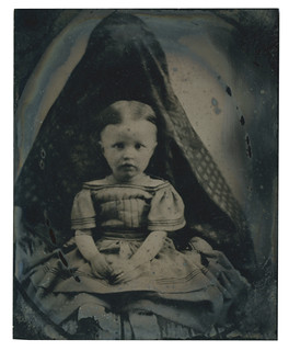 Ambrotype- Hidden Mother