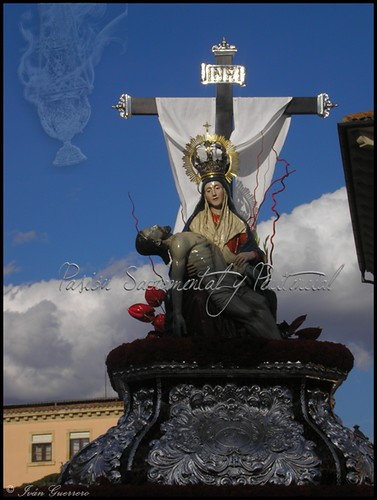 3. Virgen de la Piedad y del Milagro