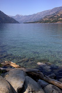 The Waters Of Lake Chelan