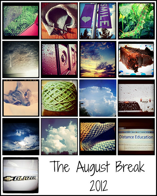 The August Break 2012