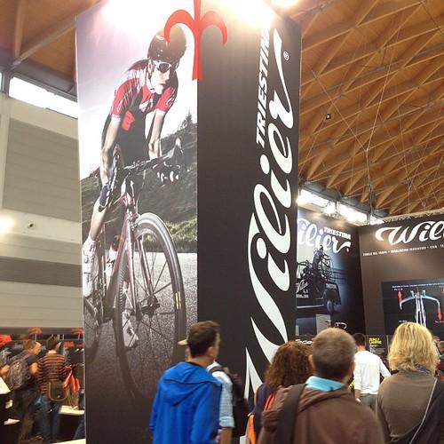 Publikumstag #2 #eurobike #wilier #show #bike