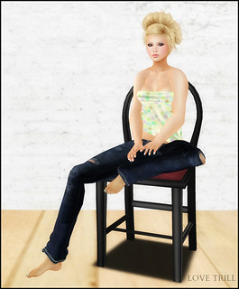 Fabulously Free in SL - RnB Designs @ The Wash Cart Sale