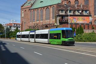 MZK Szczecin 806 [Szczecin tram]