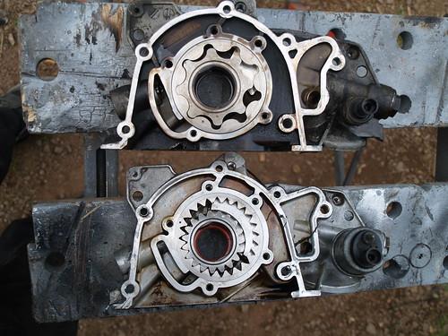 Oil Pump: Z20let Oil Pump