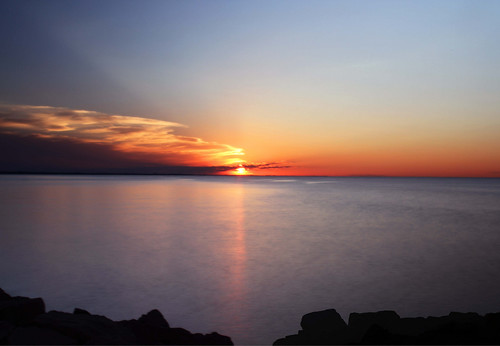 ~Lake Ontario Sunset~