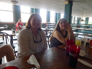 Lauren and Kelsy