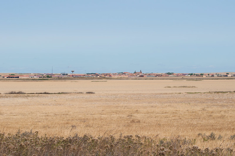 Observatorio de aves en las lagunas de Villafáfila