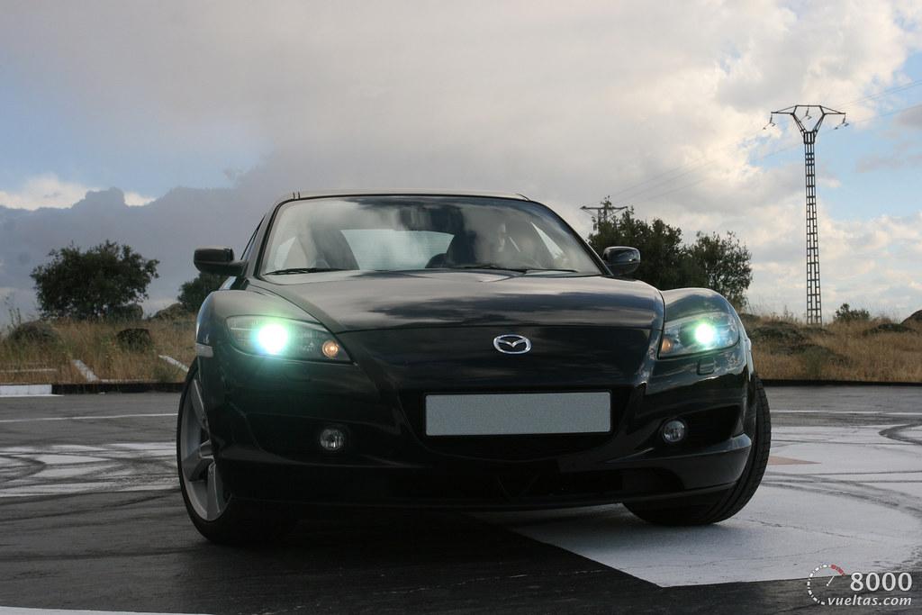 Prueba Mazda RX-8