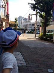 朝散歩 (2012/9/5)