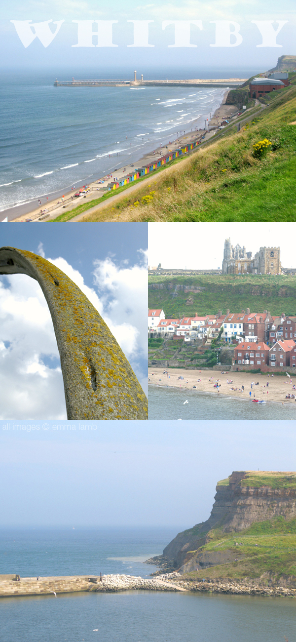 Whitby: one of the most picture perfect seaside towns in the UK, according to me at least... :) | Emma Lamb