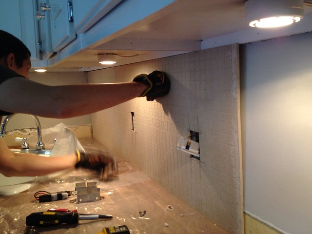 Kitchen Backsplash: Prepping for Tile and Selecting a ...