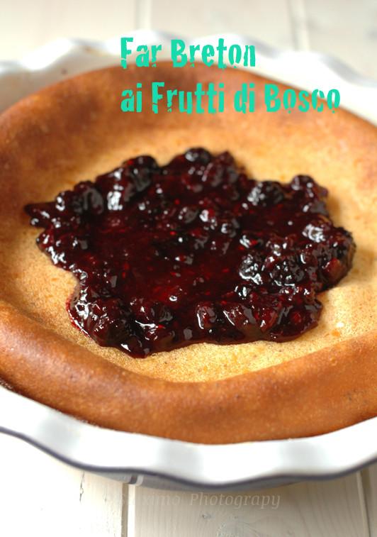 Far Breton Gluten-Free ai Frutti di Bosco