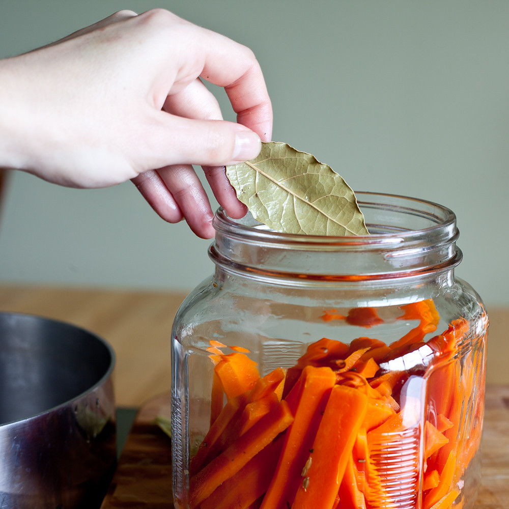 Jarring the pickles