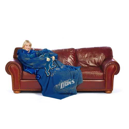 Detroit Lions Huddler Blanket