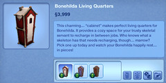 Bonehilda Living Quarters