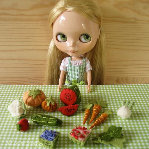 vegable stand