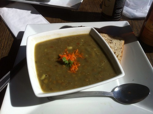 Lentil Curry Soup by raise my voice