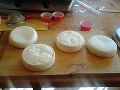 Aprendiendo a hacer queso