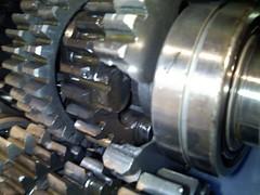wheel(0.0), aircraft engine(0.0), gear(1.0), machine(1.0), machine tool(1.0),
