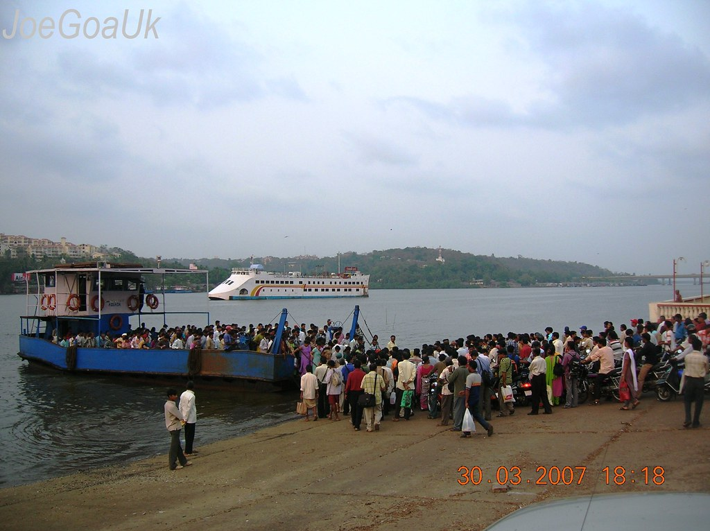 Casino boat in goa